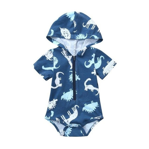 Dinosaur Toddler Rompers - Zacca store