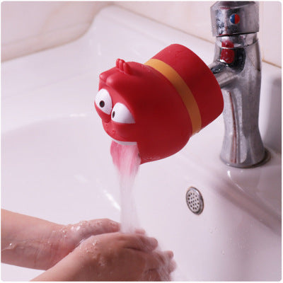 Animal Faucet Silicone Extender Kitchen Bathroom - Zacca store
