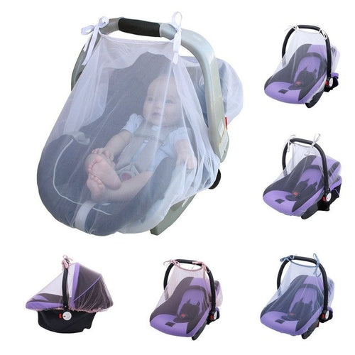 Baby Car Seat Mosquito Net Cover - Zacca store