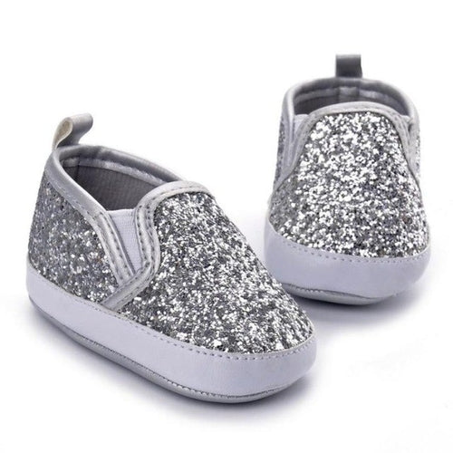 Newborn Girls Boys Crib Shoes Soft Sole Anti-slip - Zacca store