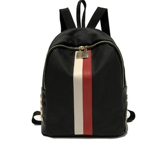 Waterproof Stripe Backpack - Zacca store