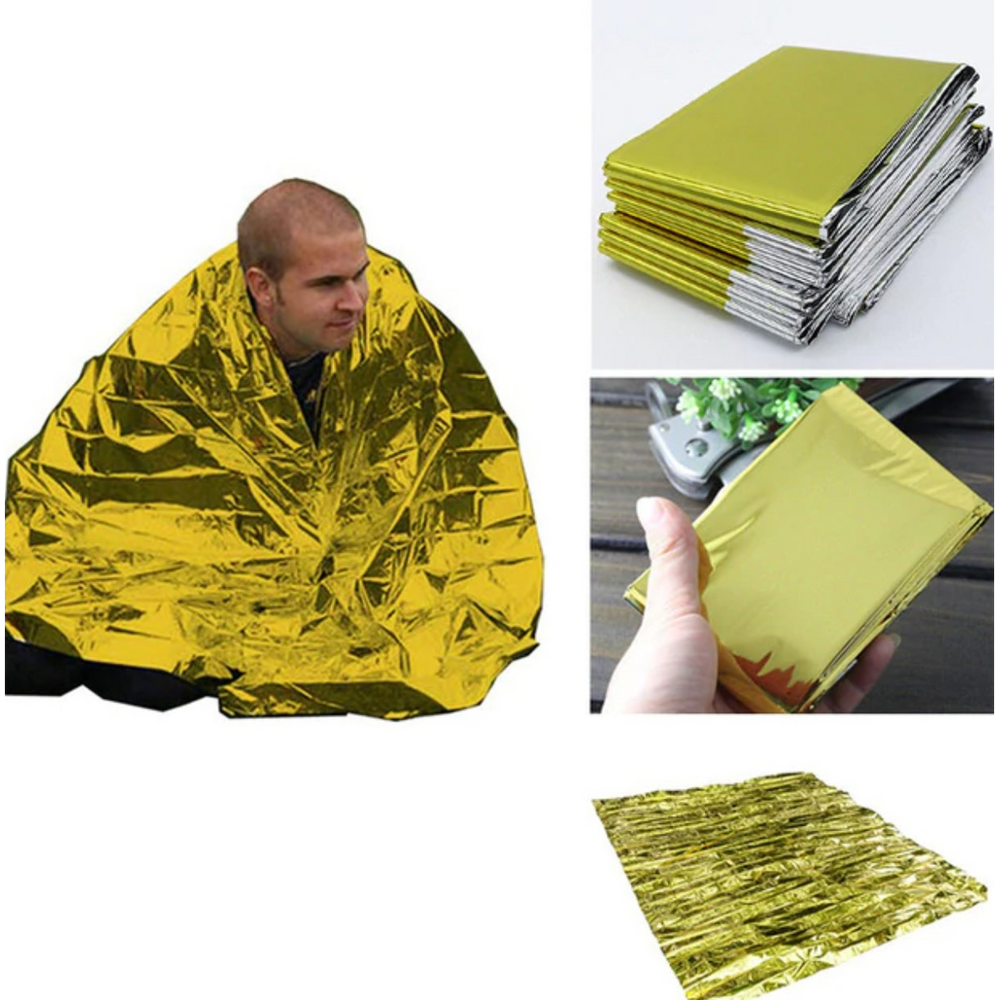 Emergency Thermal Blanket - Zacca store