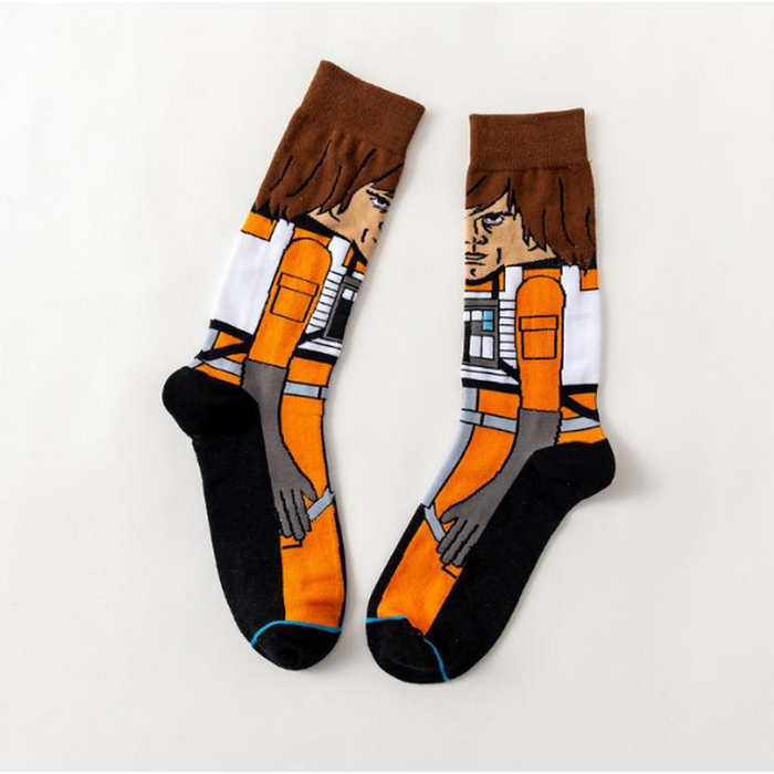 Star Wars Movie Socks - Zacca store