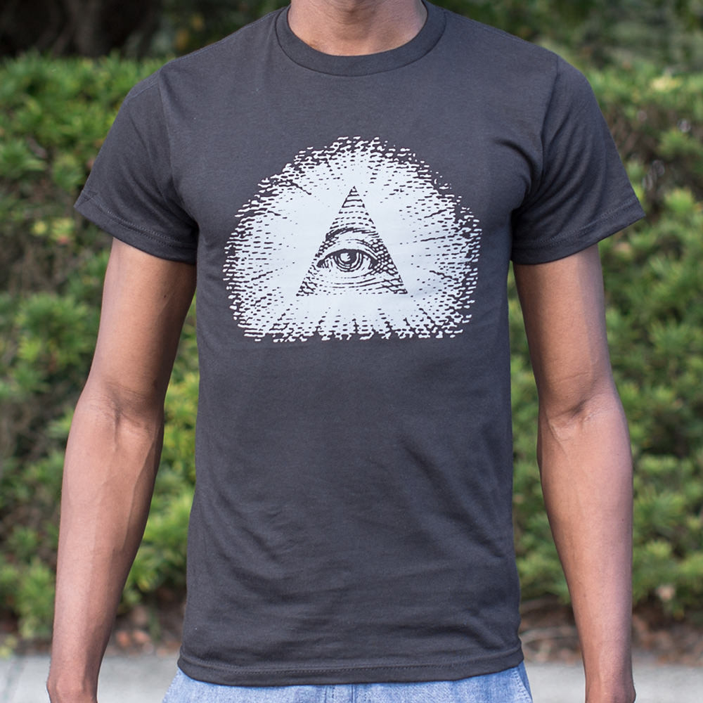 Eye Of Providence T-Shirt (Mens) - Zacca store