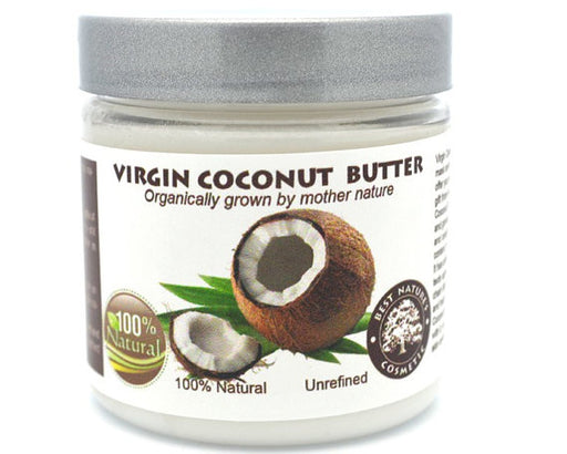 Virgin  Organic Coconut Butter. Lotion for your body