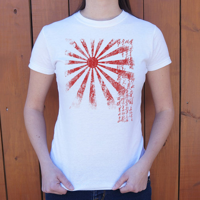 Japan T-Shirt (Ladies) - Zacca store