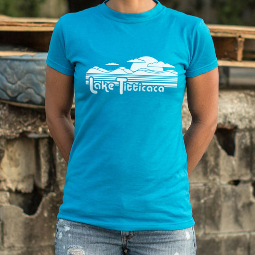 Lake Titticaca T-Shirt (Ladies) - Zacca store