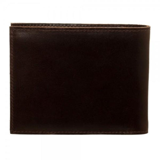 ハリーポッター レザーウォレット Harry Potter Leather Bi-Fold Wallet - Zacca store