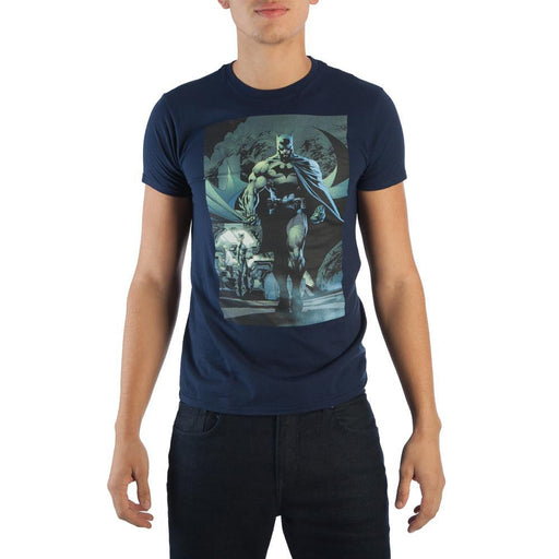 バットマン メンズ T-シャツ  Batman And Catwoman Dark Knight T-shirt - Zacca store