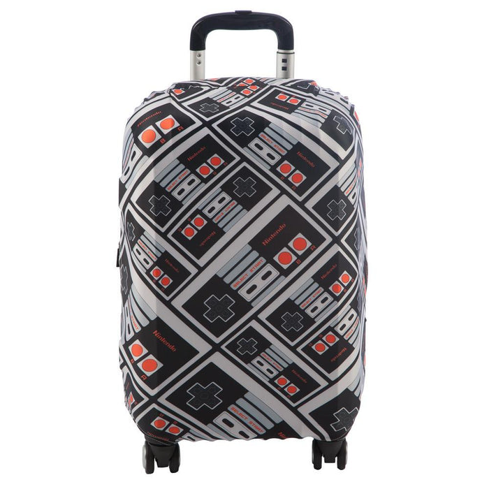 Nintendo Luggage Cover Nintendo Controller Luggage Cover Nintendo Accessories Nintendo Gift for Gamers - Zacca store