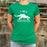 T.Rex Hates Push-Ups T-Shirt (Ladies)