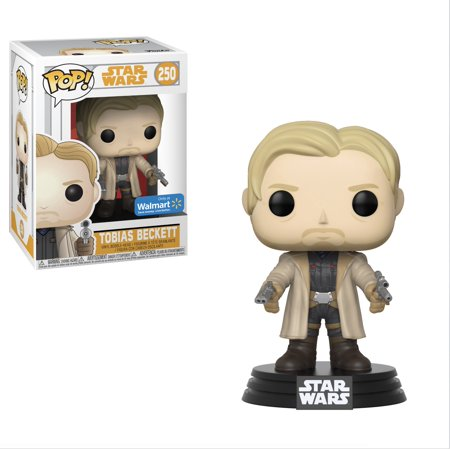 スターウォーズ ハン・ソロ ウォルマート限定 POP Star Wars: Solo - Tobias Beckett Walmart Exclusive - Zacca store