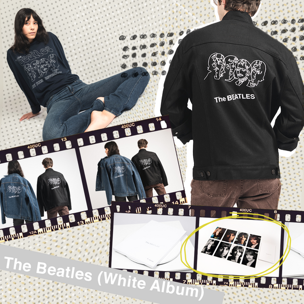 the beatles white album merchandise