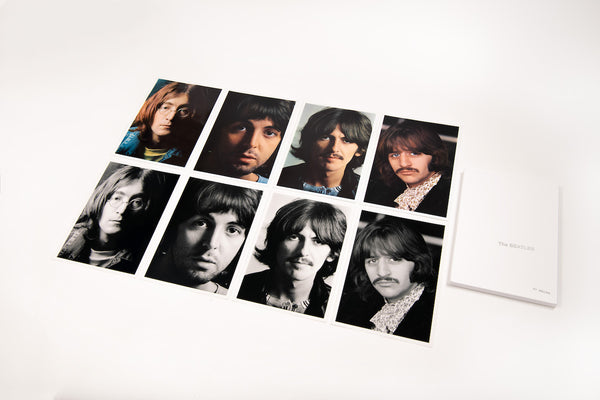 the beatles white album lithographs