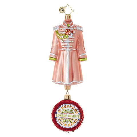 George Harrison's Sgt. Pepper's Coat Ornament