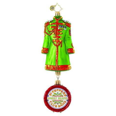 John Lennon's Sgt. Pepper's Coat Ornament