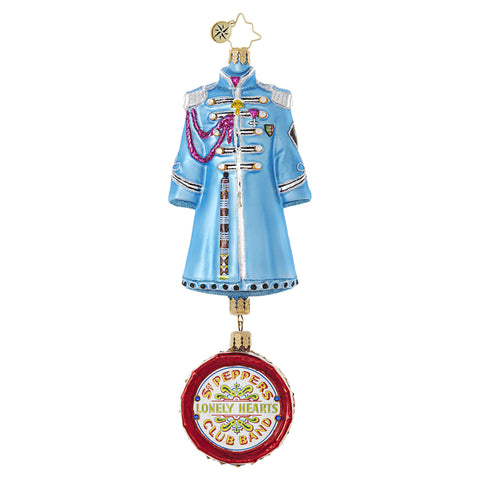 Paul McCartney's Sgt. Pepper's Coat Ornament