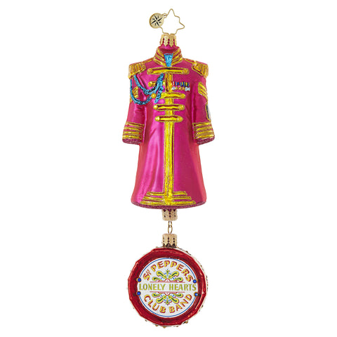 Ringo Starr's Sgt. Pepper's Coat Ornament
