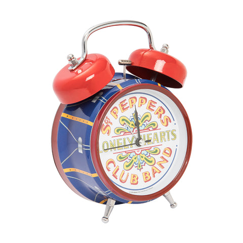 Sgt. Pepper Twin Bell Alarm Clock
