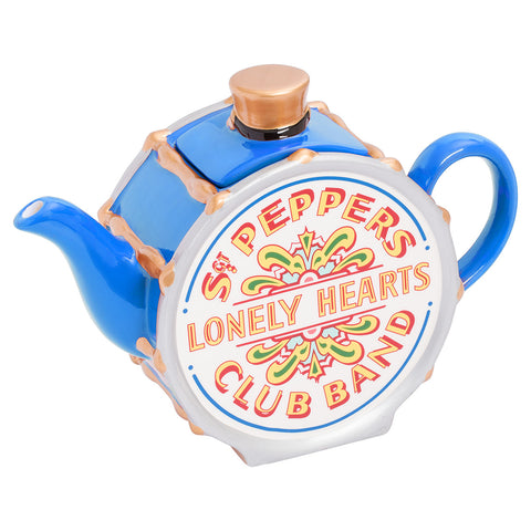 Sgt. Pepper Teapot Blue Series