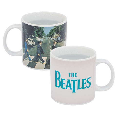 Abbey Road 20 oz. Heat Reactive Ceramic Mug