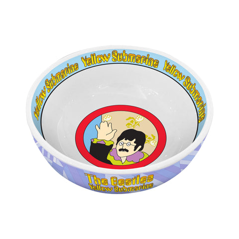Yellow Submarine Ceramic Bowl Set