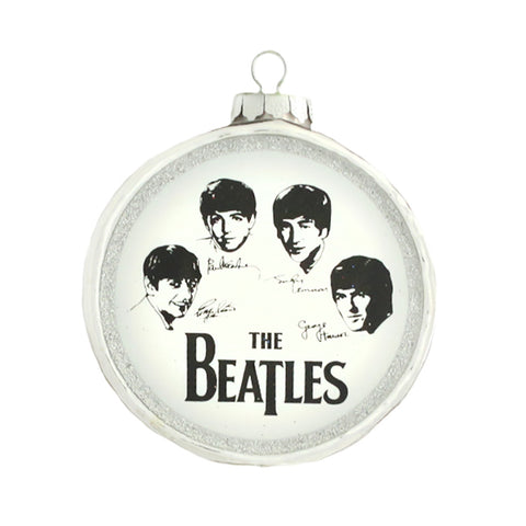 Beatlemania Ornament