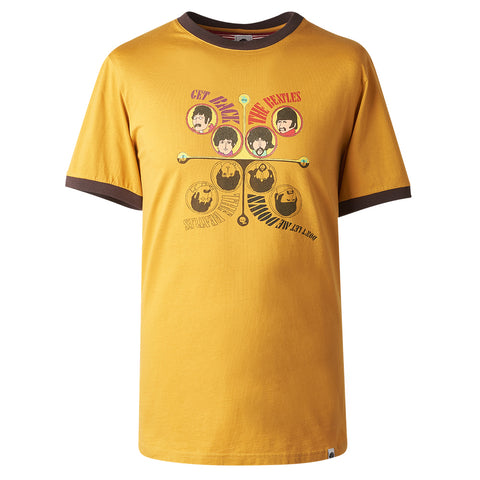 Get Back Yellow T-Shirt