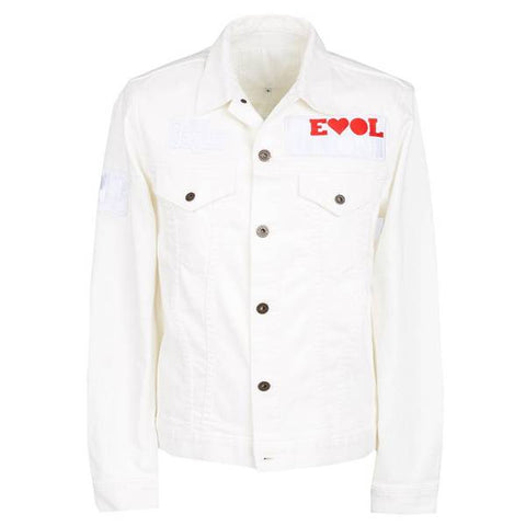 Revolution Patch Denim Jacket