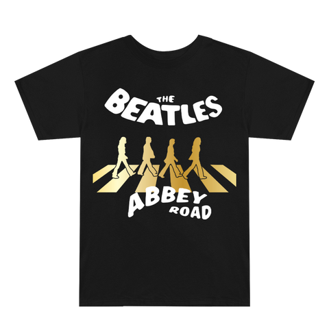 Abbey Road Gold Foil Women's T-Shirt