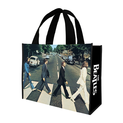 Abbey Road Large Recycled Shopper Tote