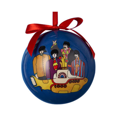 Yellow Submarine & Group Ornament