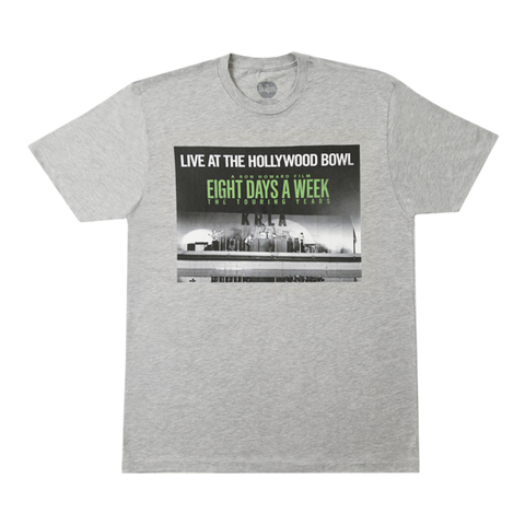 Eight Days A Week Hollywood Bowl T-Shirt