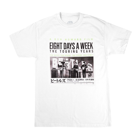 Eight Days A Week Japan T-Shirt
