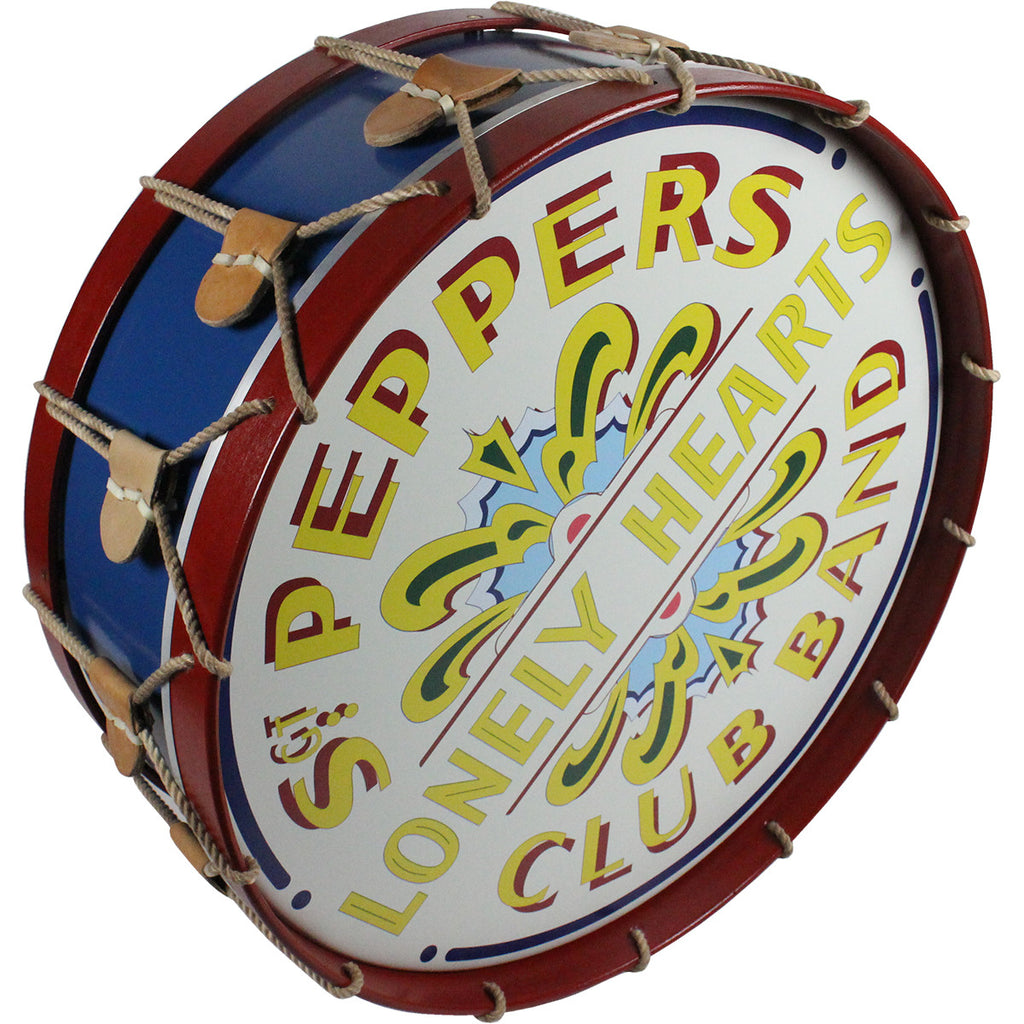 Sgt Pepper S Limited Edition Drum The Beatles