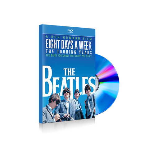 """Eight Days A Week - The Touring Years"" Blu-ray"