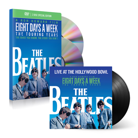Eight Day's A Week Deluxe DVD + LP