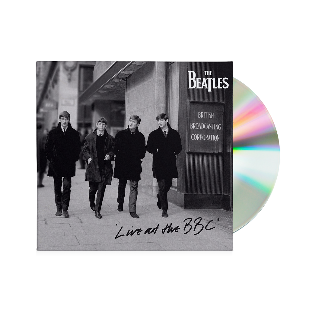 Live At The Bbc 2 Cd The Beatles
