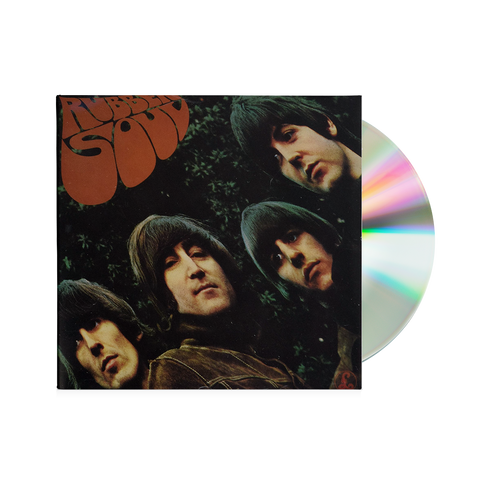 Rubber Soul CD