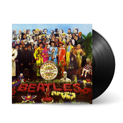 Sgt. Pepper Lonely Hearts Club Band Vinyl