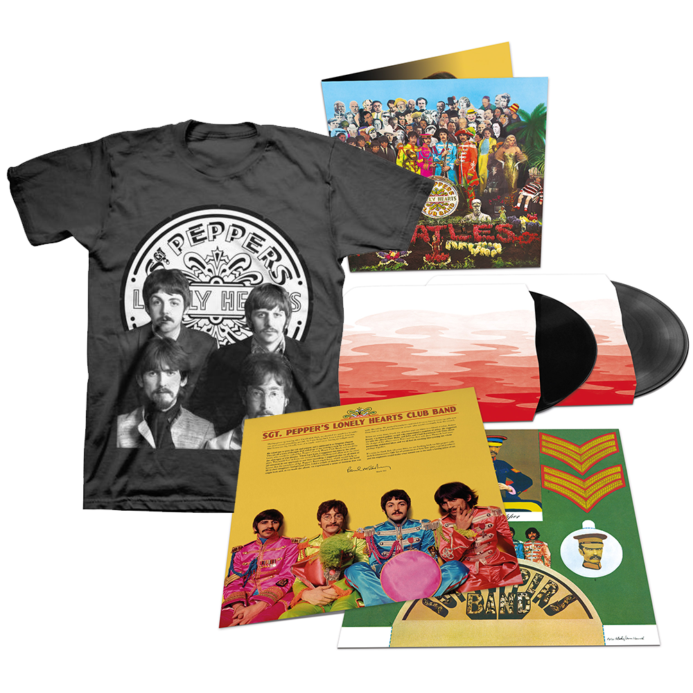 Sgt Pepper S Lonely Hearts Club Band 6 Disc Super Deluxe