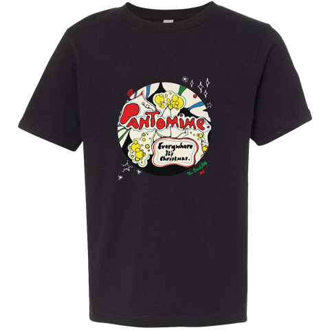 Everywhere Is Christmas Kids T-Shirt