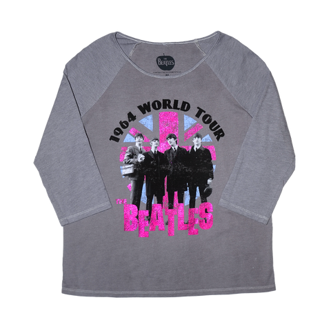 Jrs. World Tour Raglan