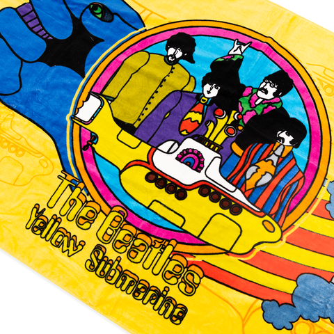 Yellow Submarine Towel
