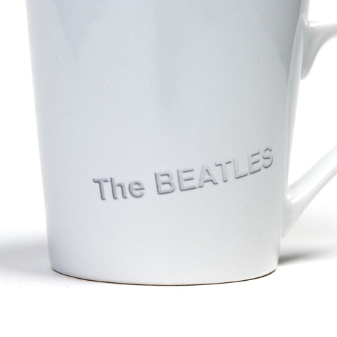 The Beatles (White Album) 12 oz. Ceramic Mug