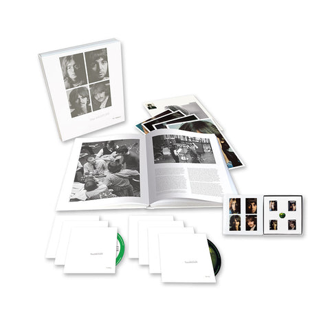 The Beatles (White Album) Super Deluxe Edition + Limited Edition Pin Set