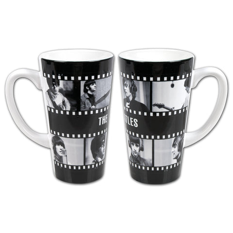 Film Negative 16oz. Latte Mug