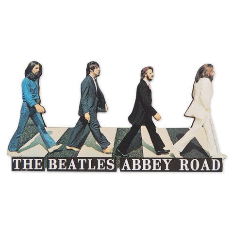 Abbey Road Die Cut Magnet