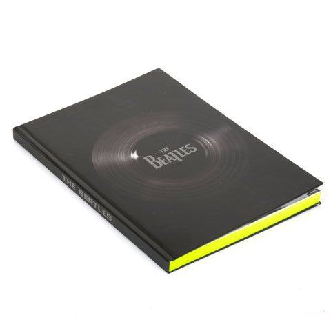 Colored Edge Notebook