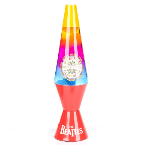 Sgt. Pepper's Lava Lamp